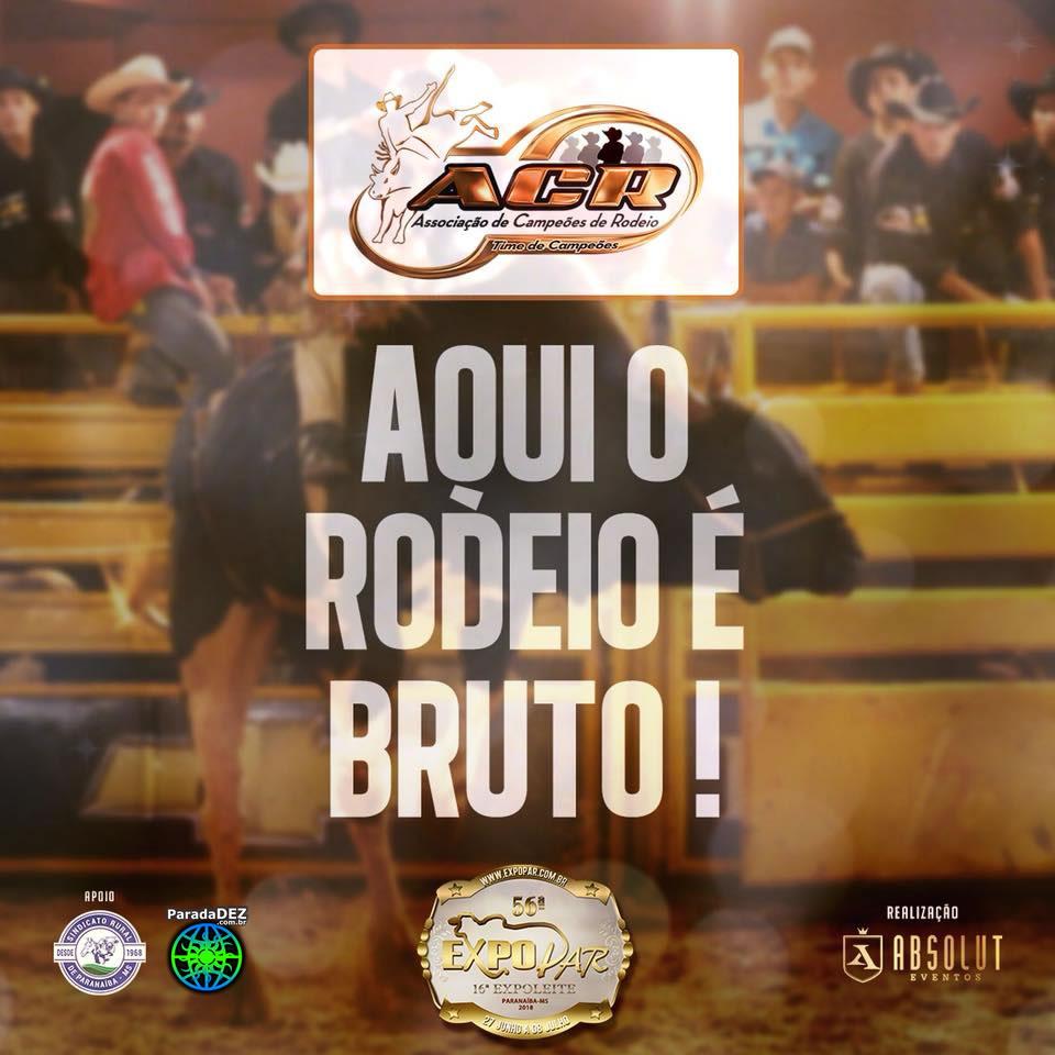 ACR - Associação de Campeões de Rodeio