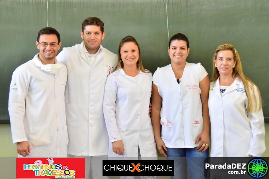 Dentista Do Bem No Dia Do Sorriso Na Escola Manoel Garcia